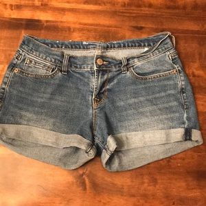 Old Navy Jean Shorts, Size 2
